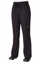 Women's Black Comfy Chef Pants