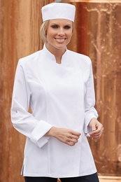 Womens LANSING Chef Coat