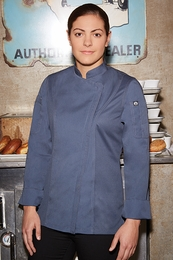 HARTFORD Womens Lightweight Chef Coat