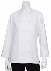 The Women's Le Mans BASIC Chef Jacket