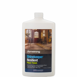 Armstrong SHINEKEEPER Resilient Floor Finish, 32-oz - REPLACES PATTERN PLUS SHINE