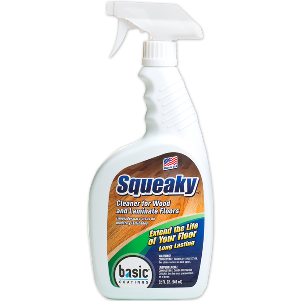 Basic Squeaky Floor Cleaner Spray 32oz