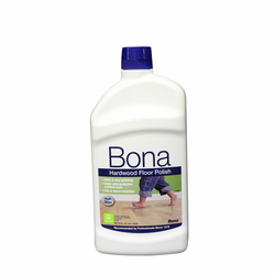 Bona Hardwood Floor Polish, High Gloss - 32 oz
