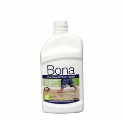 Bona Hardwood Floor Polish, Low Gloss - 32 oz