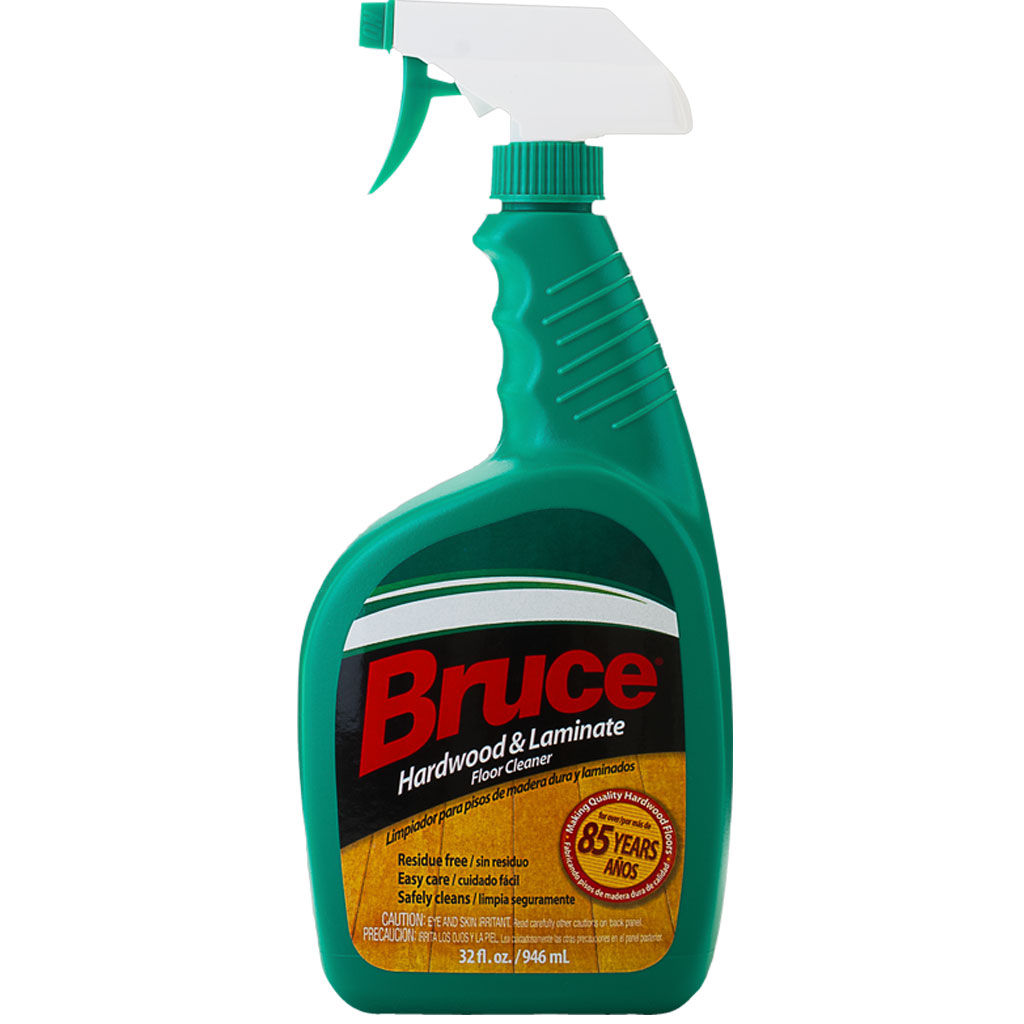 Laminate Wood Flooring Cleaner: Bruce Hardwood-Laminate Floor Cleaner