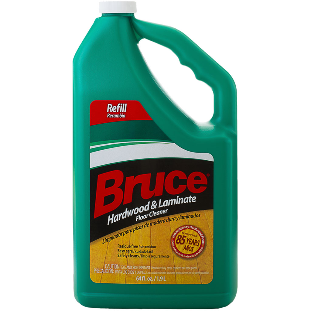 Bruce Hardwood Amp Laminate Floor Cleaner 64 Oz Refill
