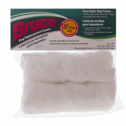 Bruce Mop Replacement Covers, 2 pack