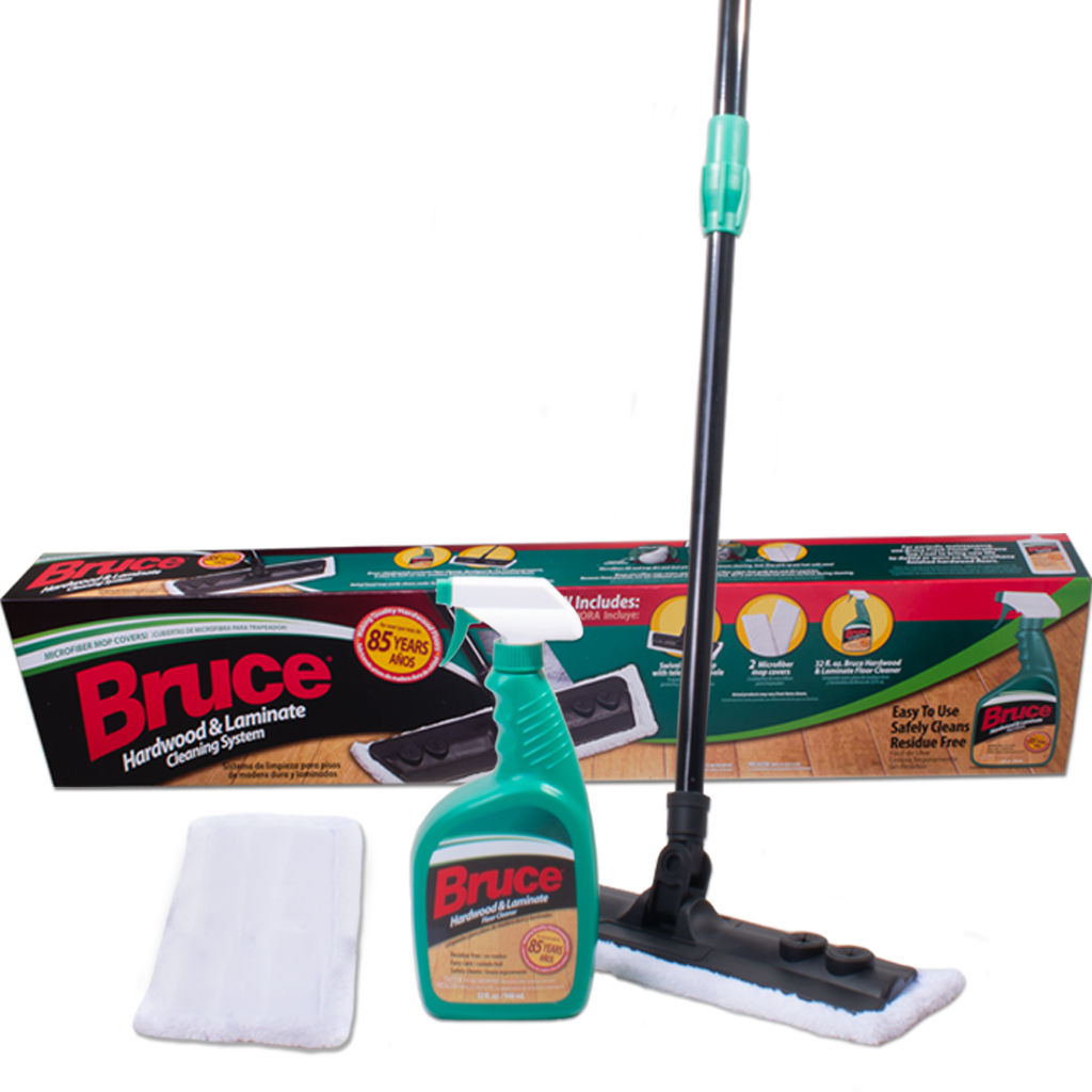 Bruce Hardwood Amp Laminate Floor Mop Set 1877floorguy Com