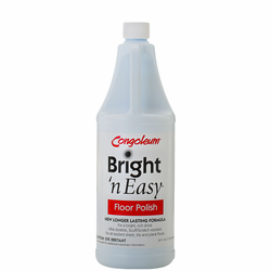 Congoleum Bright N Easy No Rinse Concentrate 1 Gal