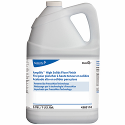 Diversey AMPLIFY High Solids Floor Finish (4385110), 1 Gallon