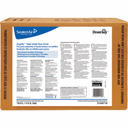 Diversey AMPLIFY High Solids Floor Finish, 5 Gallon