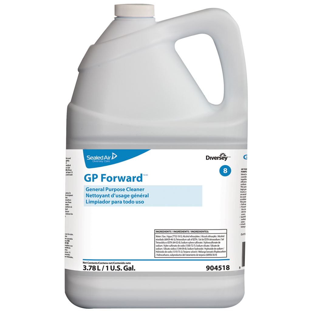 Diversey Gp Forward General Purpose Cleaner 1 Gal