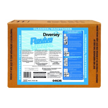 Diversey Revive Cleaner Maintainer 5 Gallondiversey