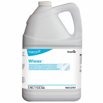 Diversey WIWAX Cleaning & Maintenance Emulsion, 1 Gallon