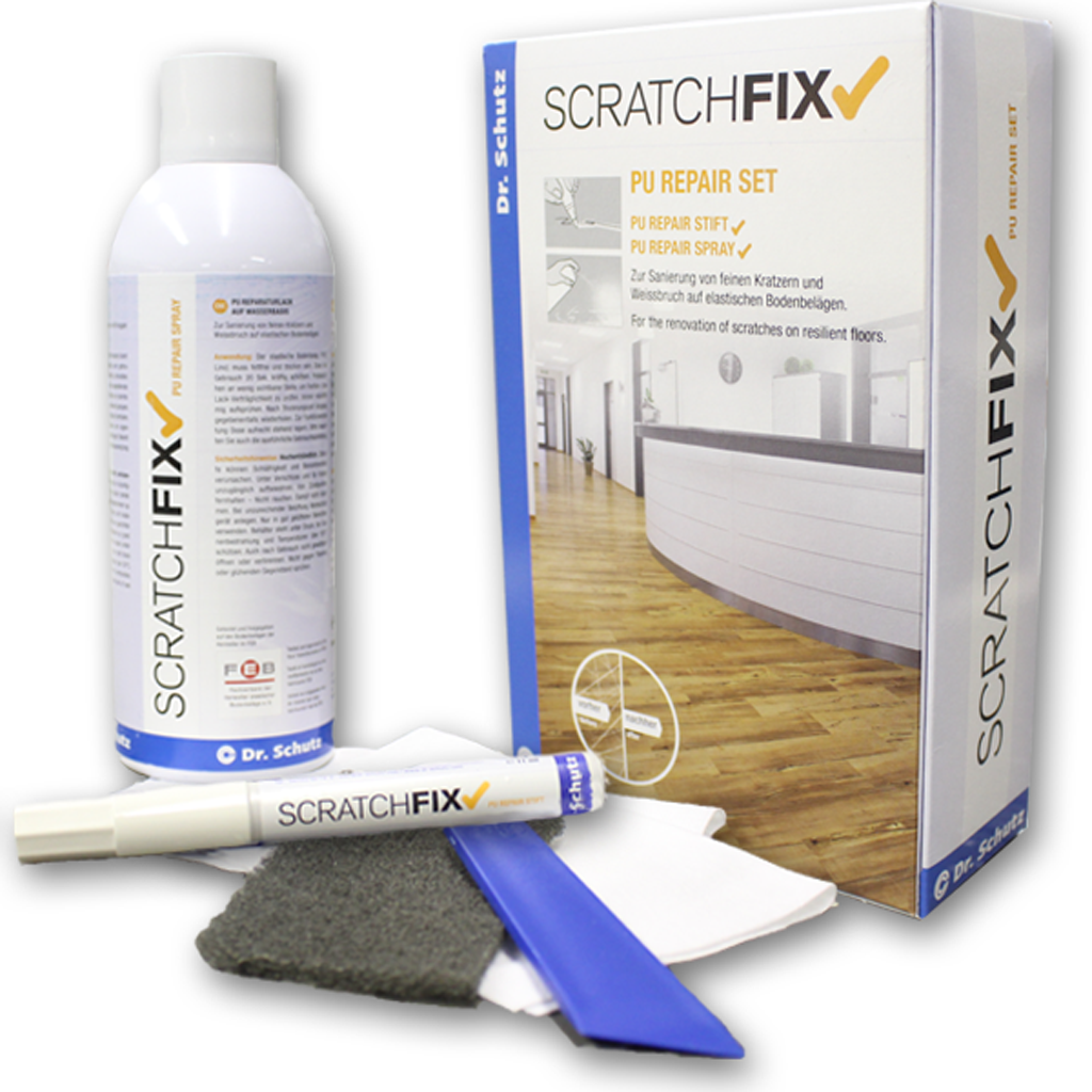 Scratchfix By Dr Schutz Repair Lvt Floor Scratches Amp More