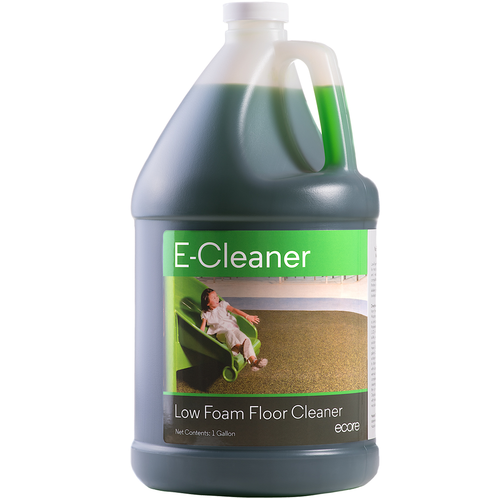 Ecore E Cleaner Low Foam Floor Cleaner 1 Gallon