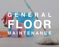 General Floor Maintenance Articles