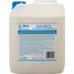 Hilway Direct PLUS MATTE Cleaner-Maintainer, 1.33 Gallon (5L)