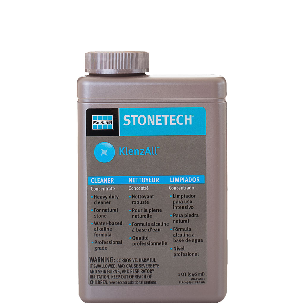 Laticrete Stonetech Klenzall Cleaner Concentrate 1