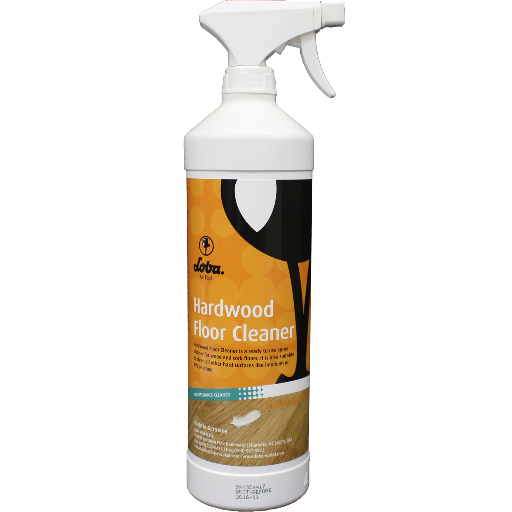 Lobacare Spray Cork Wood Floor Cleaner Loba