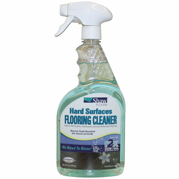 Shaw r2x Hard Surfaces Flooring Cleaner, 32 oz Spray