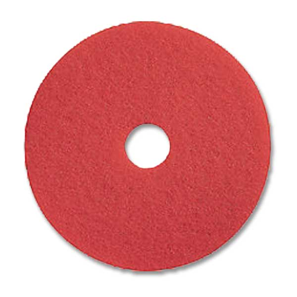 Prime Source 17 Quot Red Buffing Padprime Source Red Floor