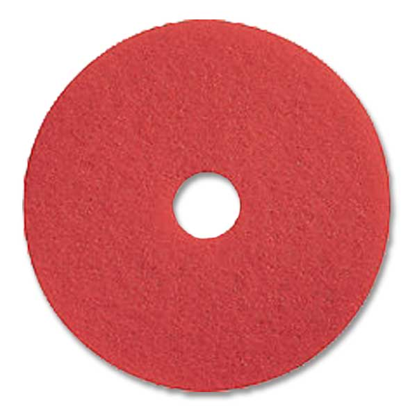 Prime Source 19 Quot Red Buffing Padprime Source Red Floor