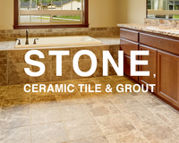 Stone-Tile-Grout Cleaning & Care Ideas