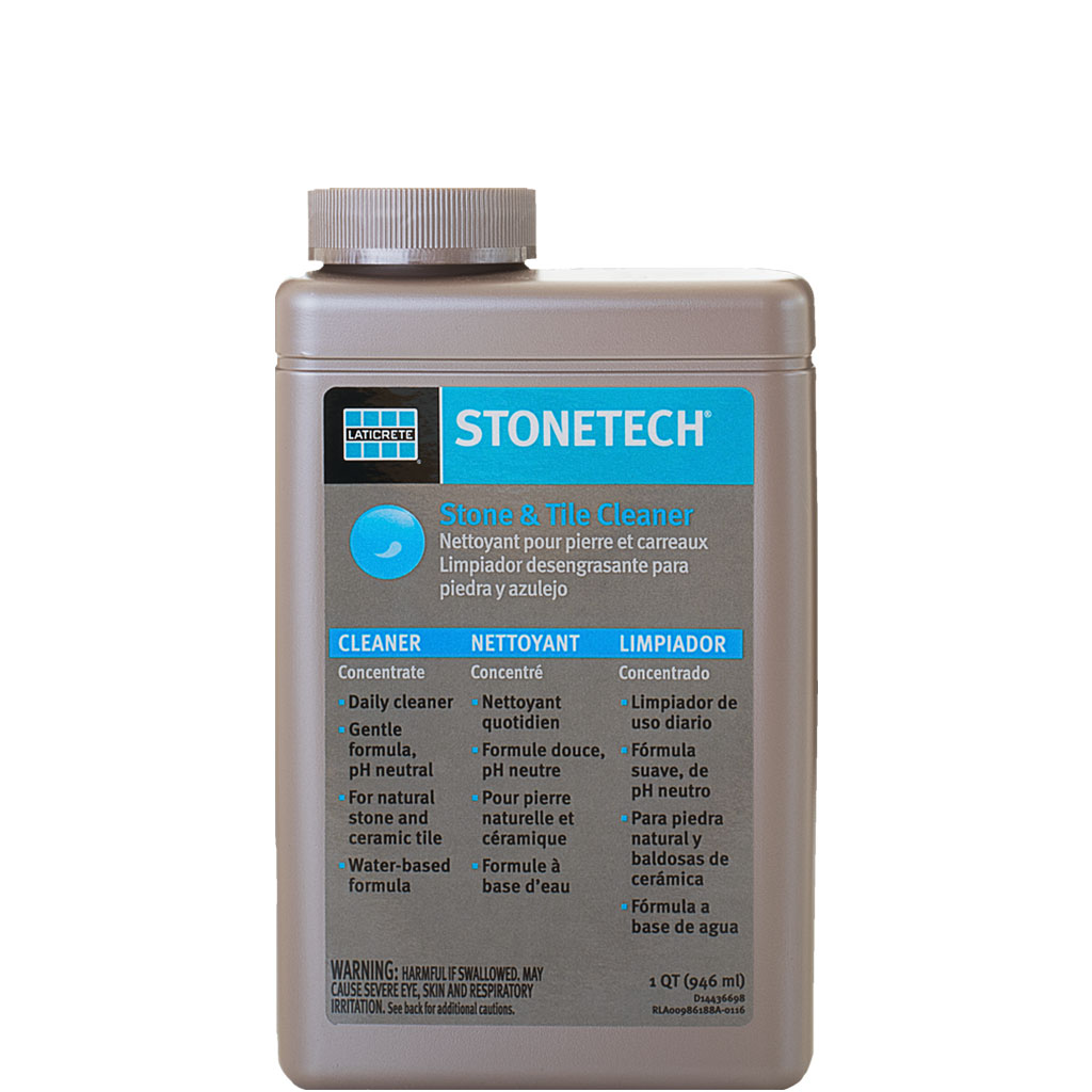 Laticrete stonetech stone tile cleaner concentrate 1 laticrete stonetech stone tile cleaner concentrate 1 quart dailygadgetfo Images