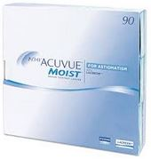 Acuvue 1-Day Moist for Astigmatism 90pk