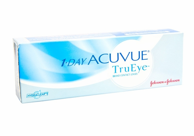 65dee3053558c Acuvue Daily Trueye 30 Pk Contacts by Johnson   Johnson  contactsheaven