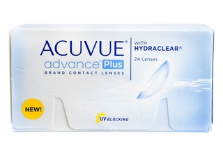 Acuvue Advance Plus 24 Pk DISCONTINUED