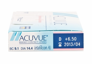 Acuvue Contact Lenses DISCONTINUED