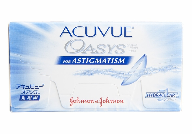 oasys for astigmatism bi weekly contacts by johnson. Black Bedroom Furniture Sets. Home Design Ideas