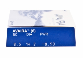 Avaira Contact Lenses Vitality