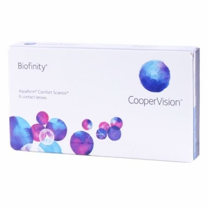 Biofinity XR by Cooper Vision