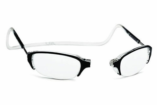 Clic Half Readers Magnetic Reading Glasses