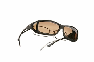 Cocoons Wide Line ML C422 Polarized Photochromic Sunglasses