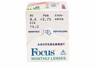 Focus Monthly SoftColors Contact Lenses DISCONTINUED