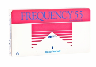 Frequency 55 Toric Discontinued