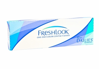 Freshlook One Day Contact Lenses 10 Pack