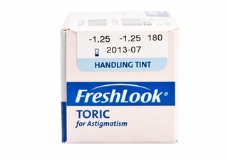 Freshlook Toric Contact Lenses DISCONTINUED