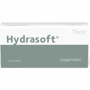 Hydrasoft Toric Options DW 3PK