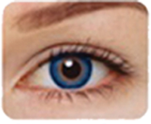 Impression Colored Contact Lenses Not all colors available