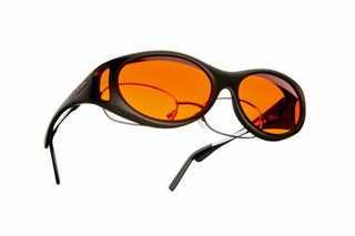 Low Vision Cocoons Stream Line S C602 OveRx Sunglasses