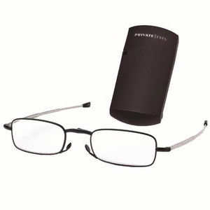 MIcroVision Folding Reading Glasses