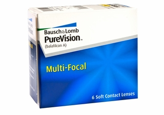 PureVision Multifocal Contact Lenses