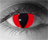Red cat  RX Theatrical Contact Lenses