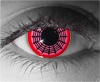 Spidey Theatrical Contact Lenses