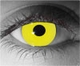 Zombie Yellow Theatrical Contact Lenses